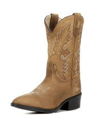 Kid's Shane Boots - Tan,