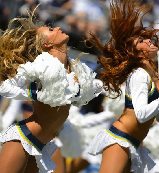 San Diego Chargers Cheerleaders Photos: San Diego Chargers Cheerleaders, Charger Girls Photos, San