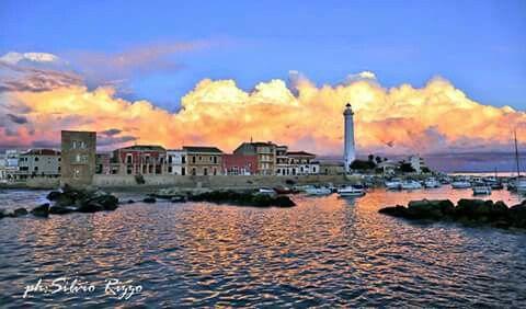 Punta Secca, sicilia.