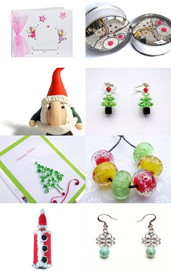 Christmas is coming! by Christine Jones on Etsy--Pinned with TreasuryPin.com