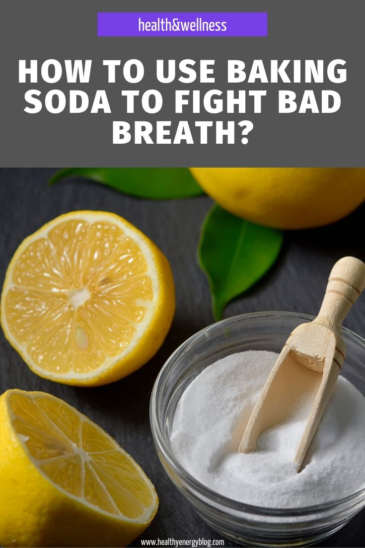 How To Use Baking Soda To Fight Bad Breath? | Think Organic
