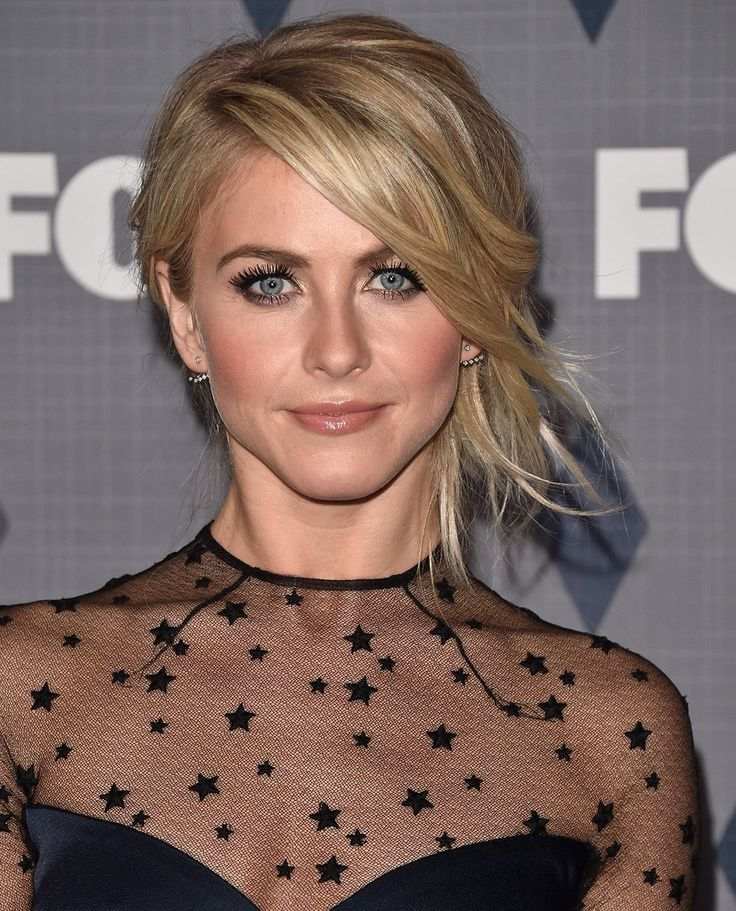 17 Chic Formal Hairstyles Sideswept Julianne Hough For Elegant Brides