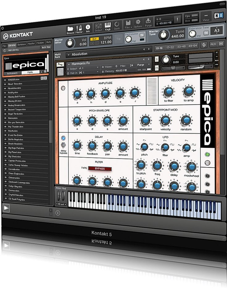Buyers Guide: Six Of The Best – Instrument Libraries