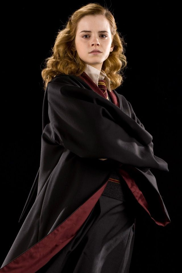 Publicity shot of emma watson as hermione granger in harry - Hermione granger and the goblet of fire ...