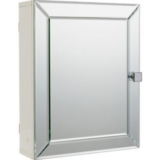 Mirrored Wall Cabinet 31 best mirrors images on pinterest | lighted mirror, bathroom