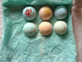 Follow the Bunni Trail!: DIY Easy Bath Bomb Without Citric Acid Part 1