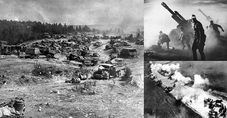 50 Amazing Photos of the Operation Bagration, 22 June 1944