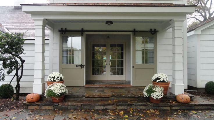 26 best images about sliding doors on pinterest planked for Sliding door main entrance