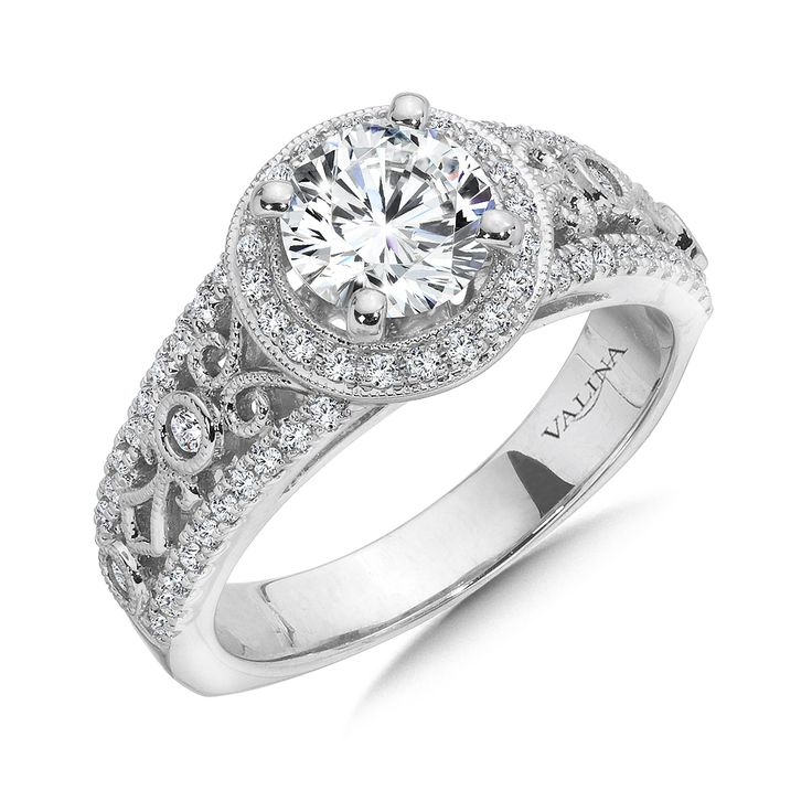 211 best Classic Engagement Rings images on Pinterest | Classic ...