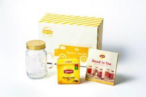 期間限定店舗で楽しめるリプトンが提案する紅茶の新スタイルGood in Tea
