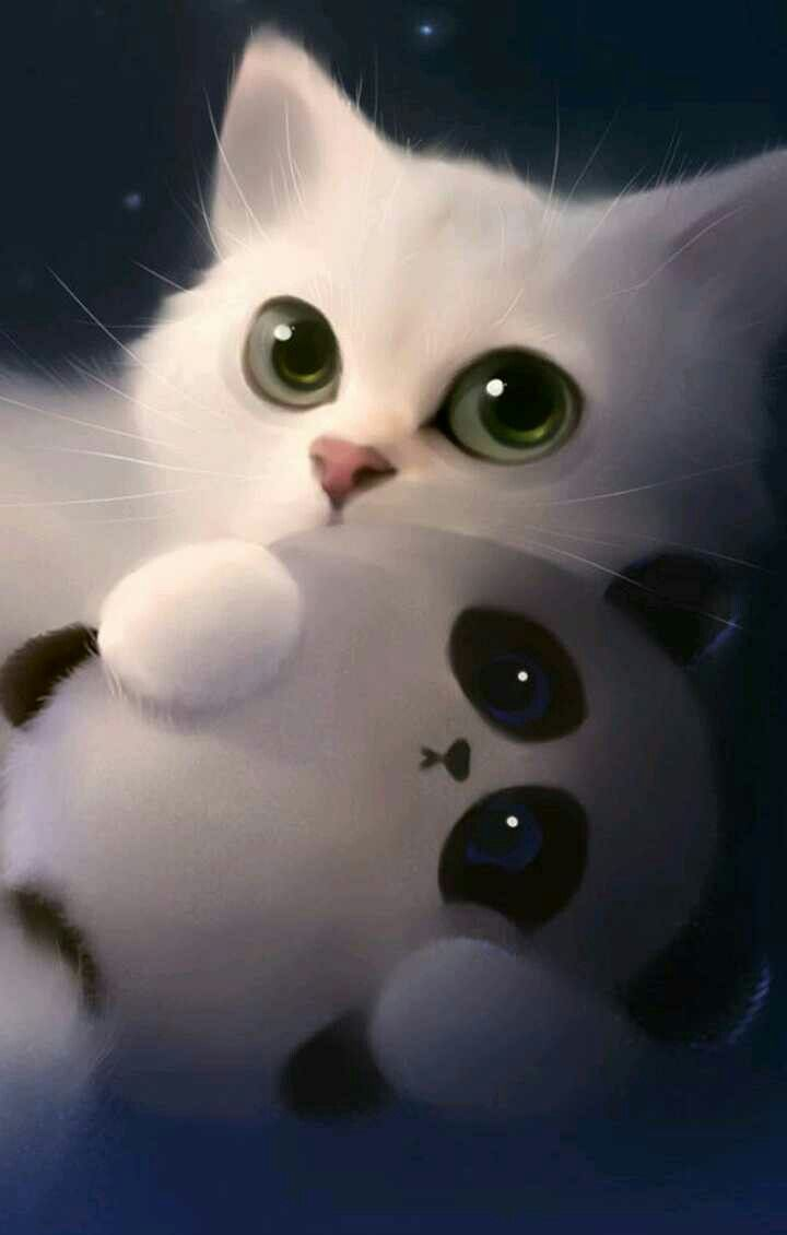 Pics Of Cute Cats Wallpapers Adorable