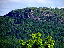 New York metropolitan area - Wikipedia, the free encyclopedia The Lake Mohonk Mountain House, Ulster County, New York, in the Hudson Valley, was designated a National Historic Landmark in 1986.[22]