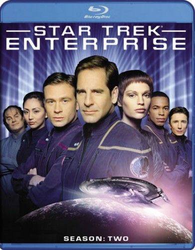 Star Trek: Enterprise - Season 2 Blu-ray | New Arrivals | Star Trek Store