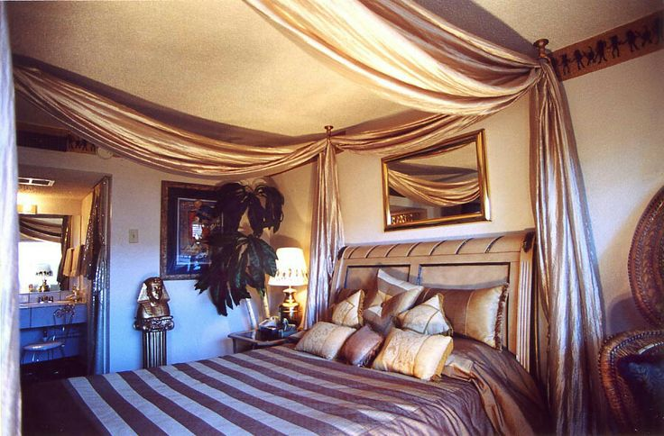 17 best images about egyptian bedroom ideas on pinterest for Best hotel decor las vegas