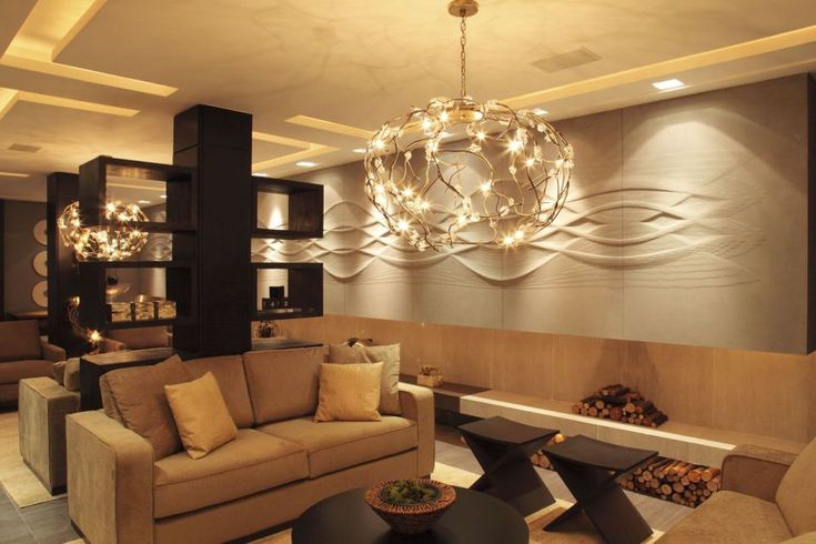 Art Wave Design Collection Of An Hotel Lobby Wall Panels