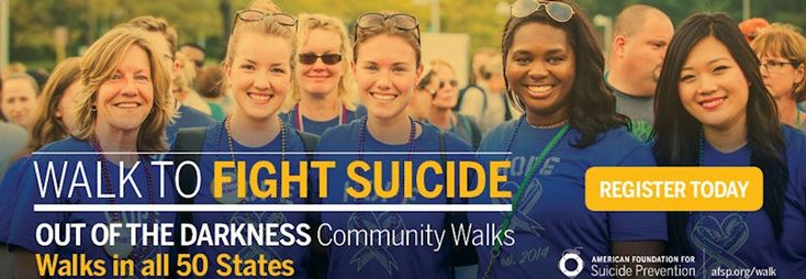 Out of the Darkness Walk 2018 Ocean City MD