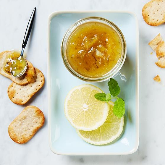 Mojito-marmelade - Opskrifter