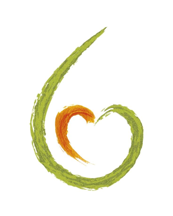 Logo for Het Zesde Geluk (The Sixth Hapiness)