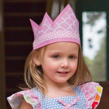 Princess Pink Sunshine Crown - Oobi.com.au