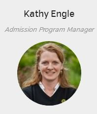 Kathy Engle - Director ADD Resources, 2008 - 2012. Now with the Office of Admissions at Pacific Lutheran University