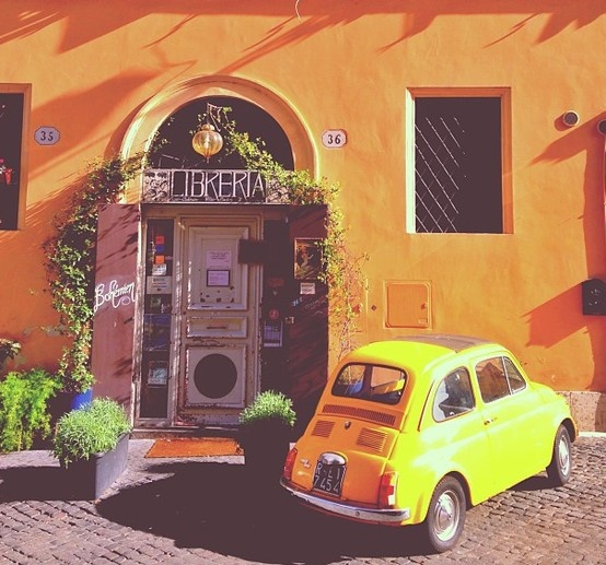 Caffè Bohemien, via degli Zingari, Rione Monti, Roma