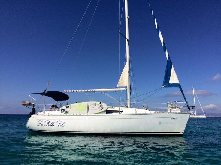 Alquiler velero ibiza #barcosibiza #alquilerveleroibiza #ibiza #formentera