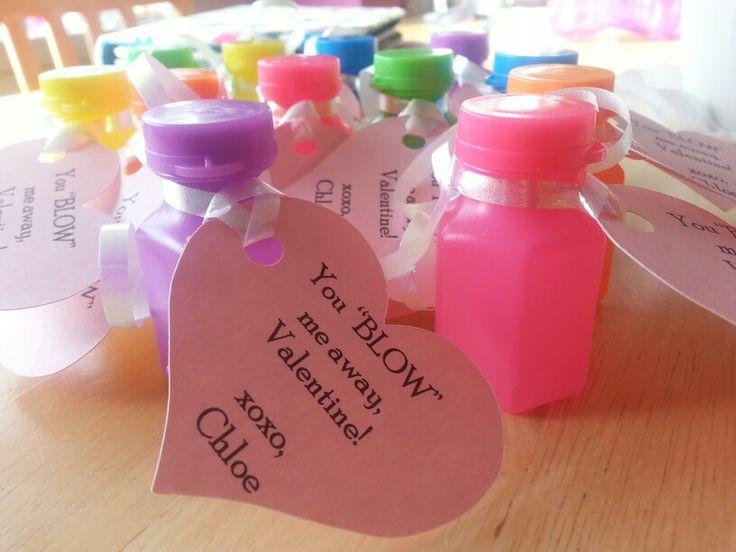 Chloe's Valentine's gifts!