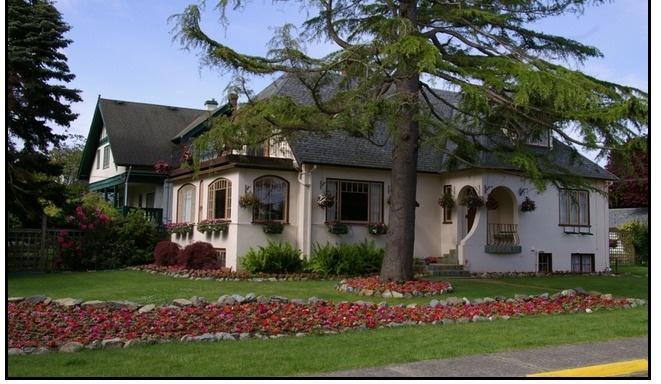 Character Home in Oak Bay