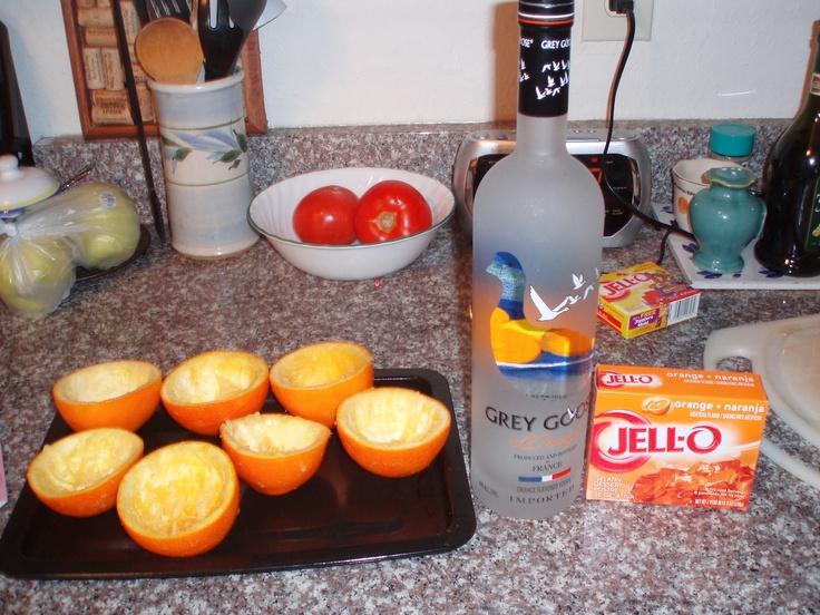 unBearablyGood: Thirsty Thursday: Fruity Jell-o Shots :)