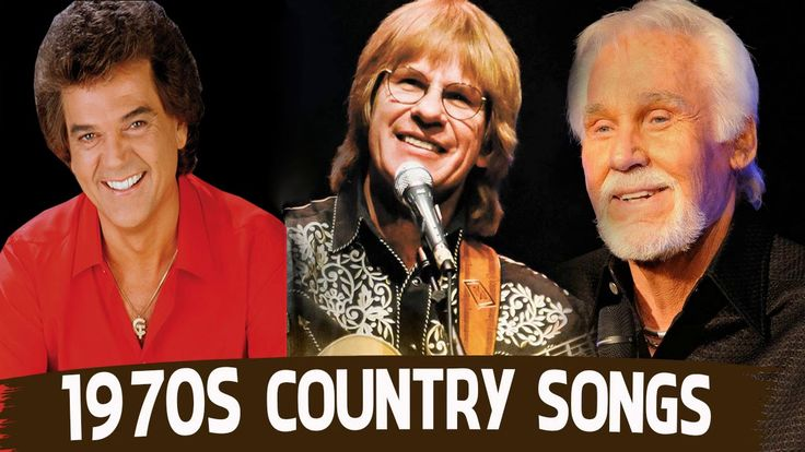 Best Classic Country Songs Of 1970s - Top Greatest Old Country Songs Of 70s