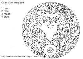 Coloriage magique maternelle noel recherche google noel pinterest noel and search - Coloriage magique de noel a imprimer ...