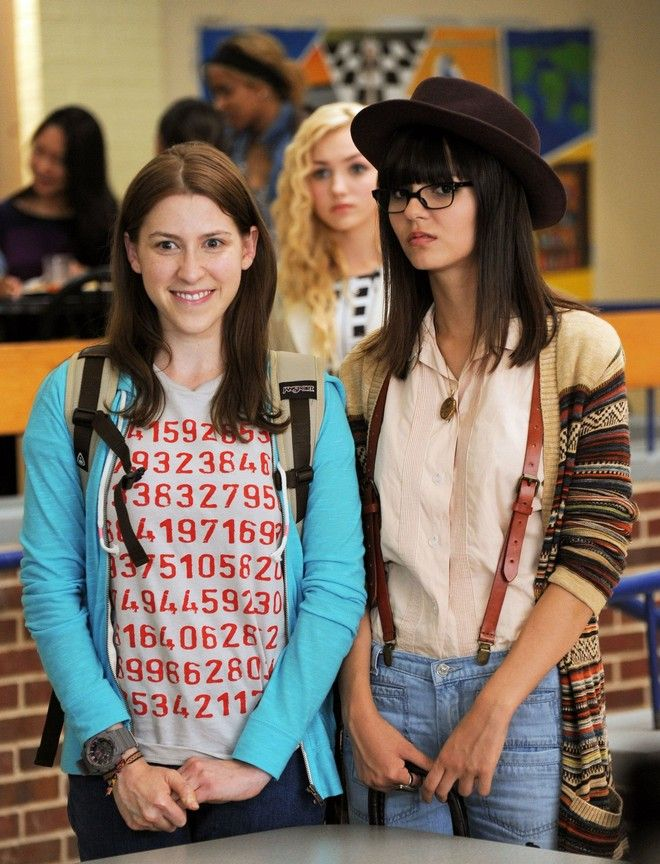The Outcasts (2017) Victoria Justice and Eden Sher Image (11)