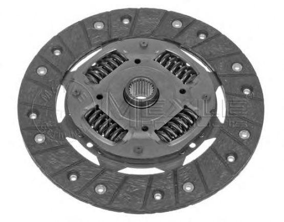 диск на съединителя MEYLE 117 210 2403