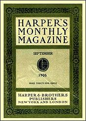 Harper's Magazine: Issed in the age of Victorian Magazines. Also published Harper's illuminated and New Pictorial Bible.