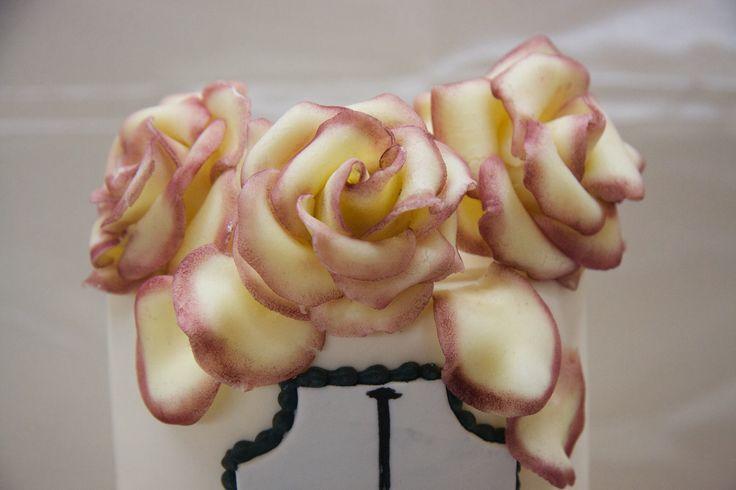 Springtime in Paris roses