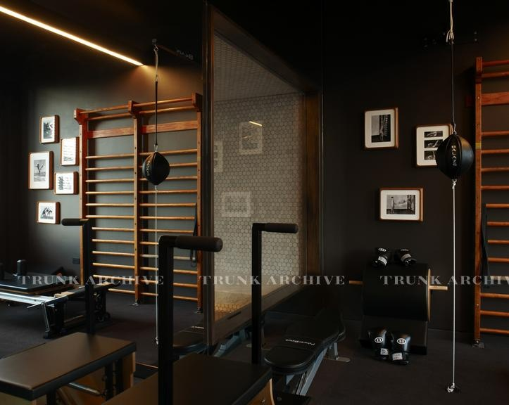 Best images about home gym on pinterest modern homes