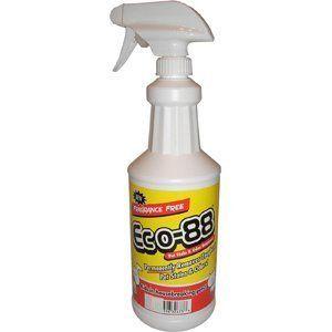 Aus der Kategorie Flecken- & Geruchsentferner  gibt es, zum Preis von EUR 107,93  eco-88dauerhaft entfernt den hartnäckigsten Haustier Flecken & Gerüche Plus es komplett ohne Duftstoffe. 'Der einzige verfügbare Flecken- und Geruch-Behandlungen zu Tierbesitzer haben Enzym-Art Produkte. Es hat sich gezeigt, dass Enzyme arbeiten nur in die idealen Bedingungen. eco-88ist nicht nur ein Enzym, oder anderen Spot Remover. Mit der Verwendung von Sauerstoff, eco-88Tränen, die Geruch-Molekülen zu…