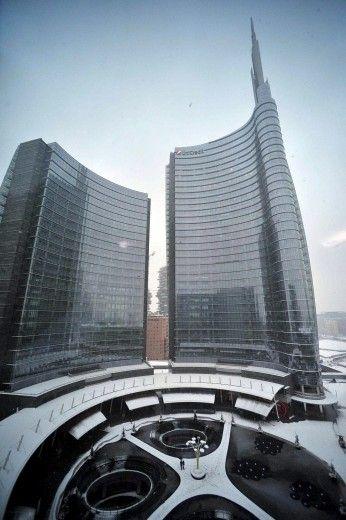 Unicredit skyscraper
