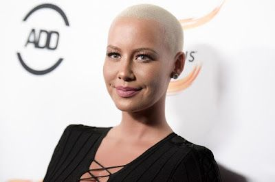 Only Cause Kardashian Girls Have A Career Is Becus Of Kim's Sex Tape Amber Rose Reignites Feud With Them