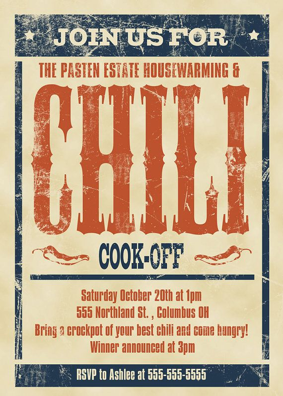 127 best Chili Cook Off Ideas images on Pinterest Chili cook off - fresh free chili cook off award certificate template