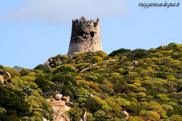 Villasimius - torre di Porto Giunco