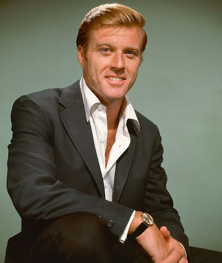 Robert Redford  Can he giveApprentice contestants headshot lessons? At least he's owed a permanent spot in ad campaigns for watches.