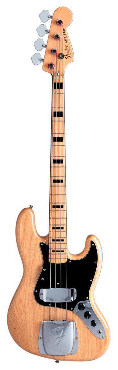 Fender '75 Jazz Bass / meu número 2