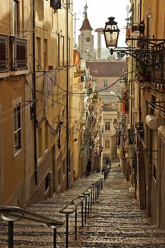 Lisbon, Portugal - SEE YOU SOON!!! Beautiful place to visit