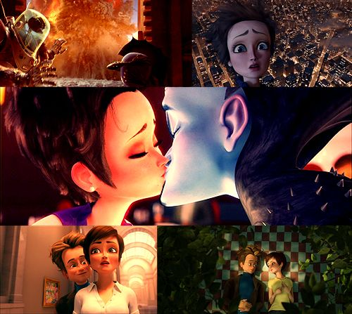 "I love how Megamind's & Roxanne's relationship develops during the film. It's not the typical ""love at first sight"" romance. After kinda knowing each other for some time Megamind gets the chance to meet Roxanne ""for the first time"" again, show her his true personality behind his ""evil is the only thing I'm good at"" belief & he learns more about her than ""that girl I like to kidnap"". They spend time together, enjoy each other's company, laugh together and eventually fall in love with each…"