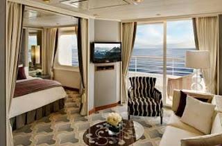 The award-winning Crystal Cruise Ship Serenity