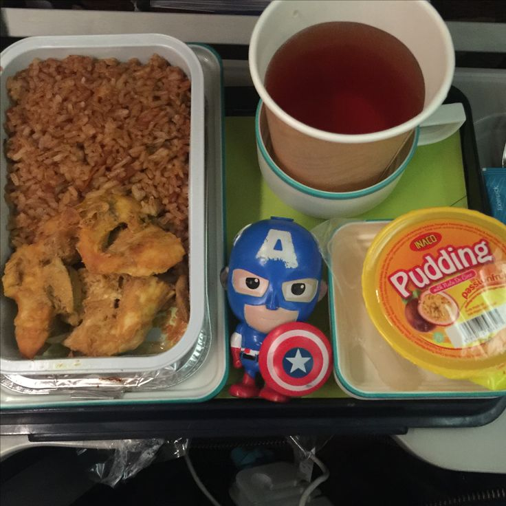 Menu : Fried Rice with Chicken from Garuda Indonesia airlines, route from Kuala Namu, Medan to Jakarta.