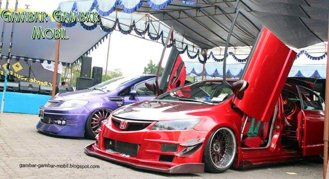 foto mobil modif di indonesia