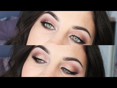 Learn how to recreate @allthatfresh's golden eyes using LORAC's Unzipped palette.