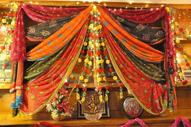 Mehndi Decorations by SaintsimoNanu, via Flickr